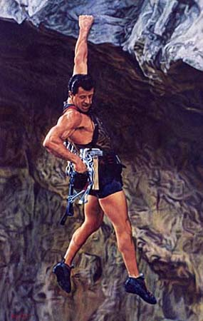 Sylvester Stallone 90′s Action/Thriller 'Cliffhanger' Given The Reboot Treatment