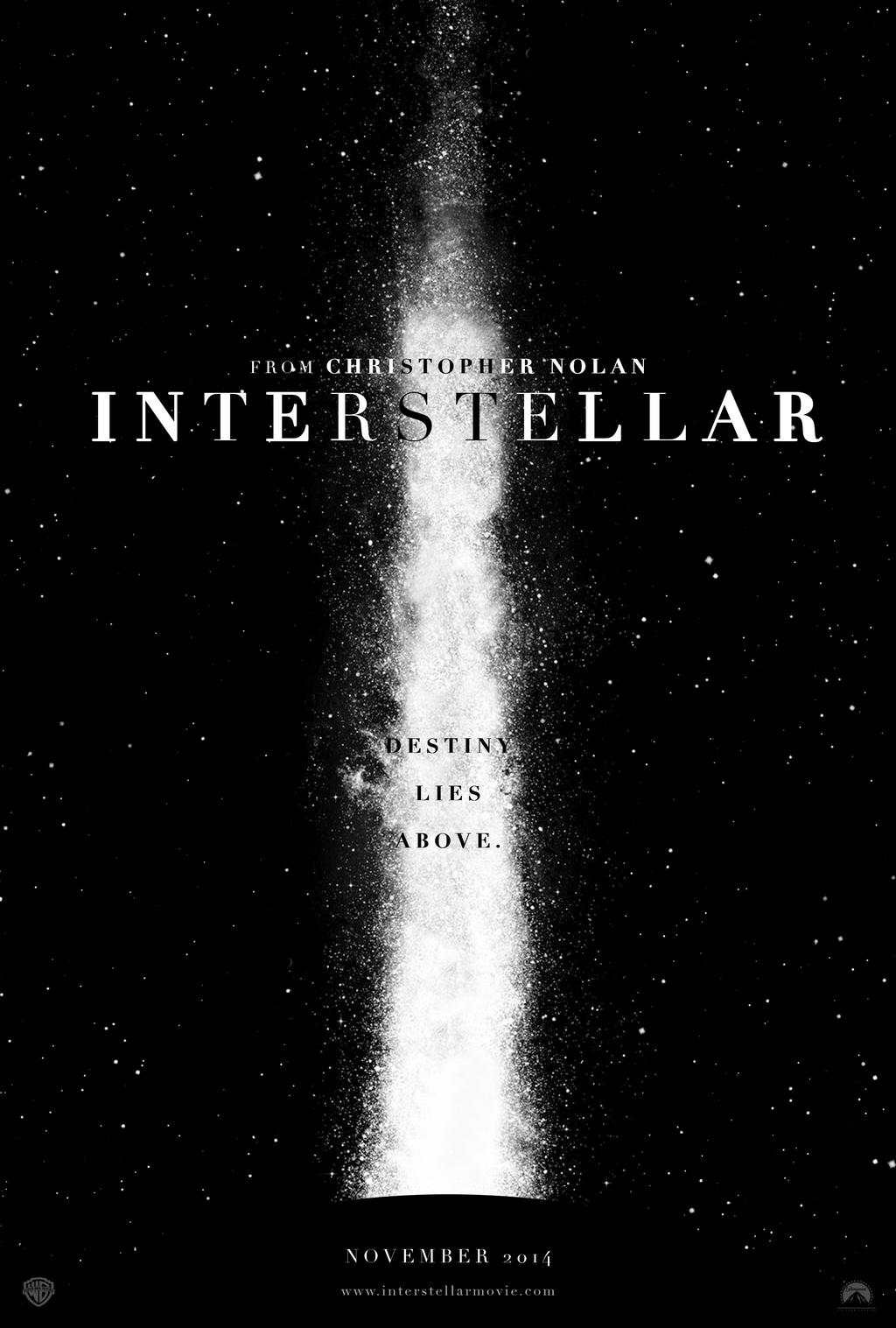 Latest Trailer for Christopher Nolan's 'Interstellar'