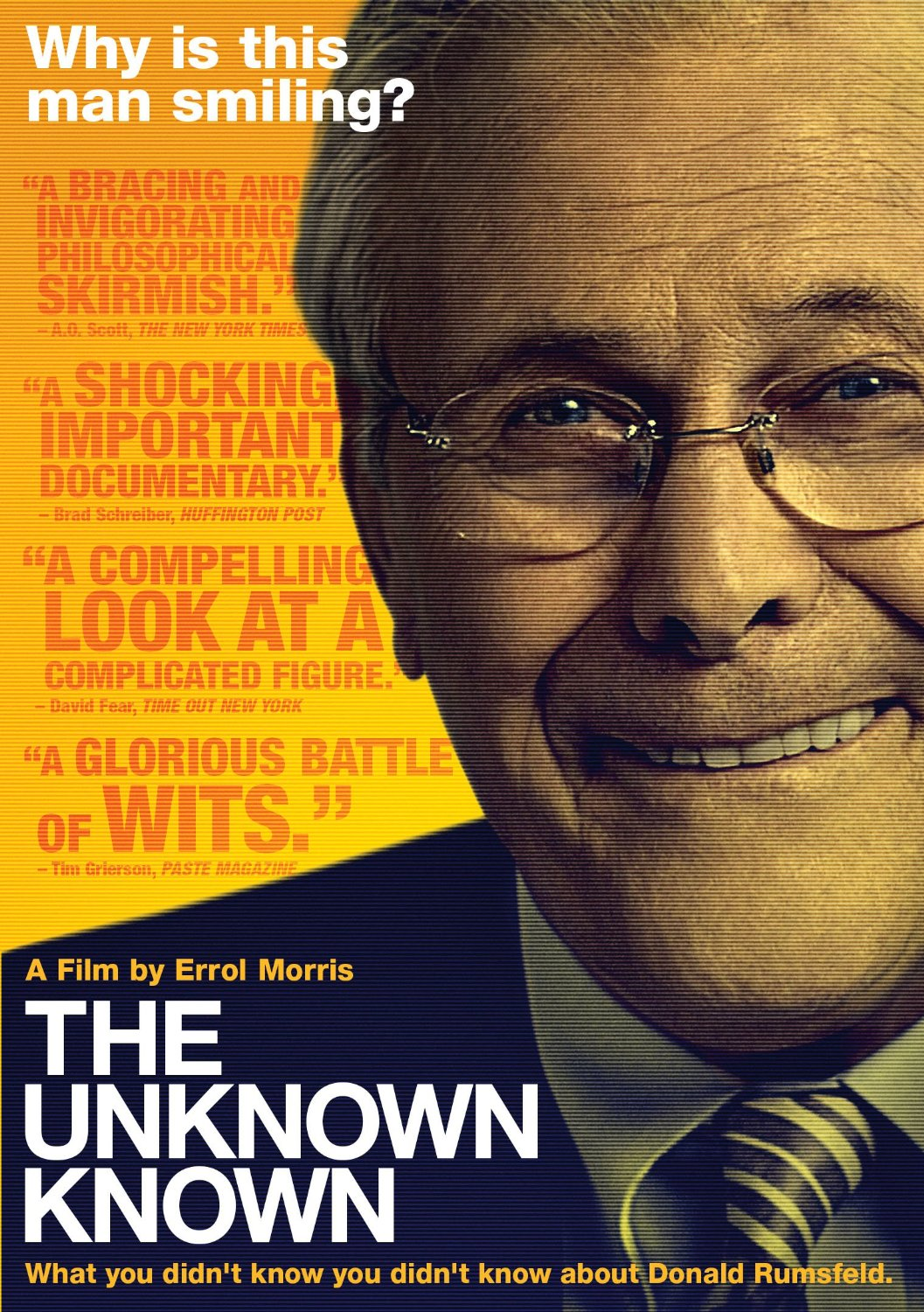 Blu-ray Review: 'The Unknown Known'