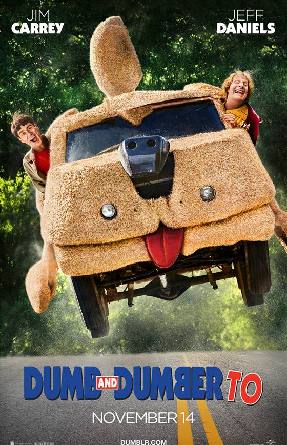 The Boys Are Back! First Trailer for 'Dumb and Dumber To'
