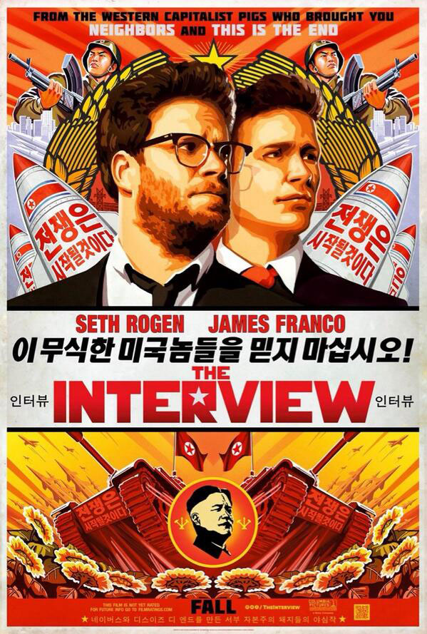 Kim Jong-Un Can Talk To Dolphins In First Trailer for 'The Interview' Starring Seth Rogen and James Franco