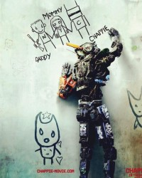 First Trailer for Neil Blomkamp's New Sci-Fi Flick 'Chappie'