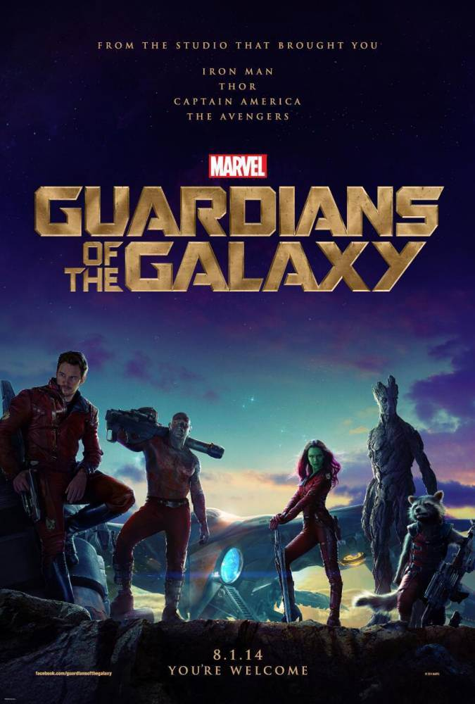 Movie Review: 'Guardians of the Galaxy'