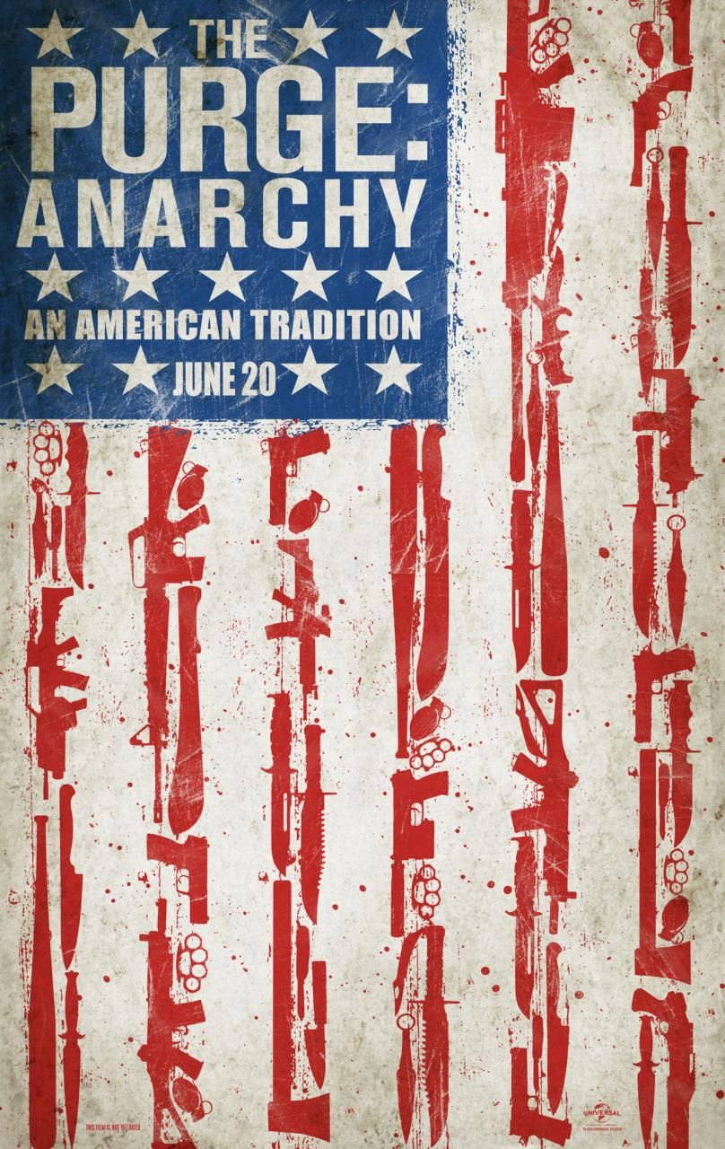 Movie Review: 'The Purge: Anarchy'