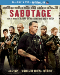 Blu-ray Review: 'Sabotage'