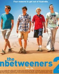Movie Reivew: 'The Inbetweeners 2′ – The Boys Are In Australia For The Hottest Comedy Of The Year!