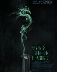 First Trailer and Poster for Asian Gangster Flick 'Revenge of the Green Dragons'