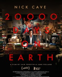 Nick Cave to Perform Live at Special NYC Screening of '20,000 Days on Earth'