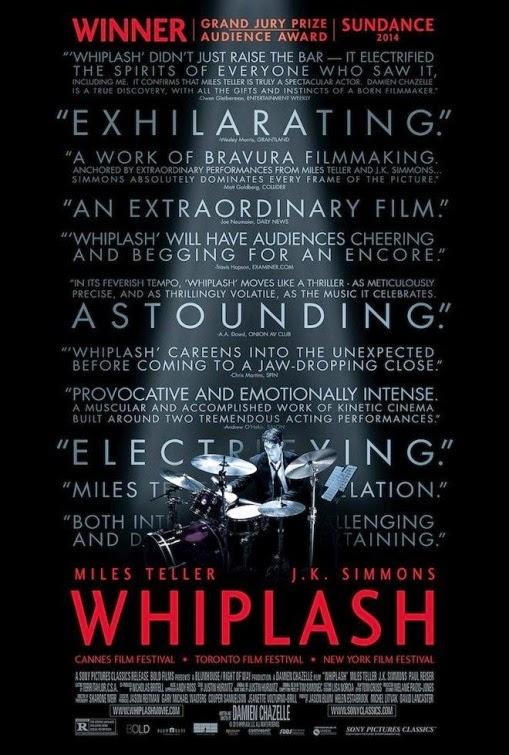 Movie Review: 'Whiplash'