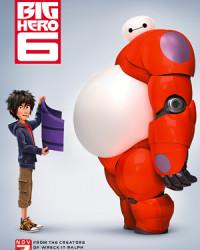 NYCC 2014: 'Big Hero 6′ Movie Review