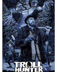 TROLLLL!!!! FAMP Art's New 'TROLLHUNTER' Prints Are just Plain Awesome