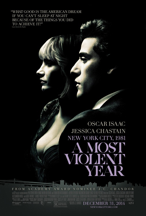 Movie Review: 'A Most Violent Year'
