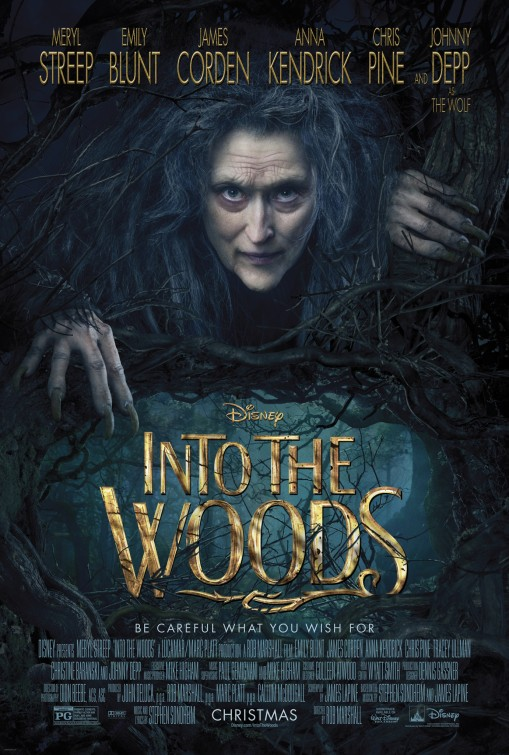 Movie Review: 'Into the Woods'