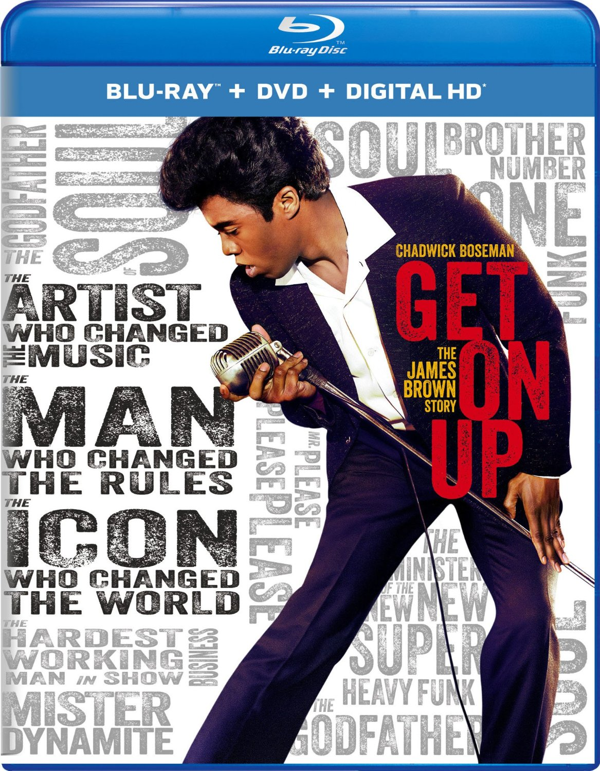 Blu-ray Review: 'Get on Up'