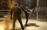 Dolph Lundgren! Tony Jaa! Ron Perlman! Peter Weller! Michael Jai White! New trailer for SKIN TRADE!