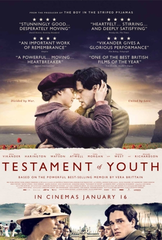 Blu-ray/DVD Review: 'Testament of Youth'