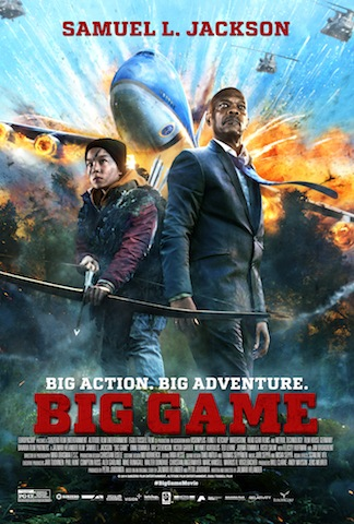 Movie Review: 'Big Game'
