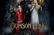 Check Out a Clip from the 'Crimson Peak' Audiobook Movie Novelization!
