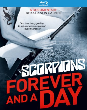 Movie Review: 'Scorpions – Forever and a Day'