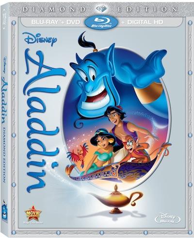 Blu-ray Review: 'Aladdin' Diamond Edition