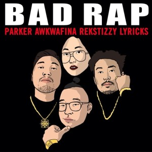 bad rap poster art