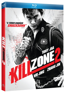 kill zone 2 poster bluray