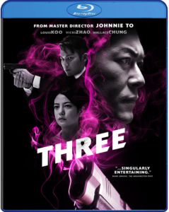 Three bluray art