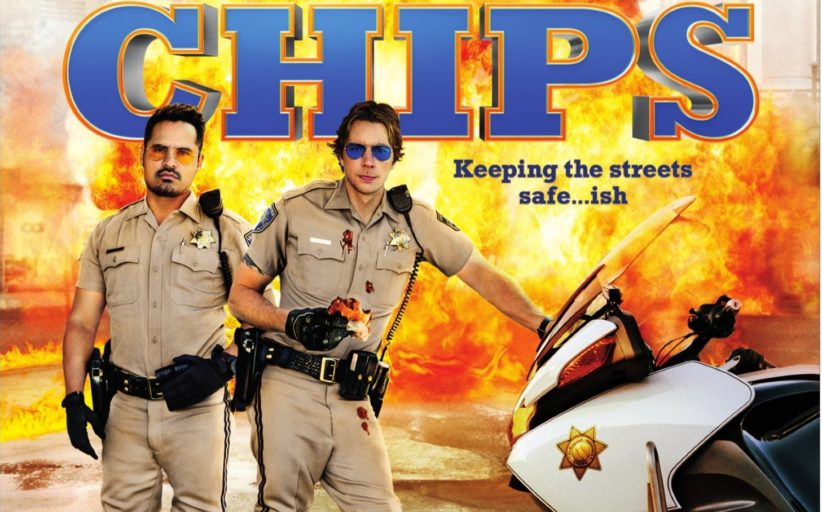 Blu-ray Review: CHIPS